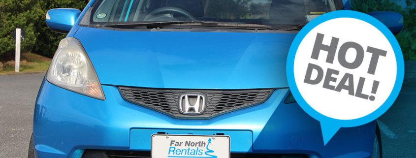 Compact Honda