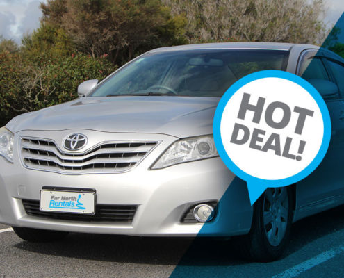 A Car Rentals Kerikeri