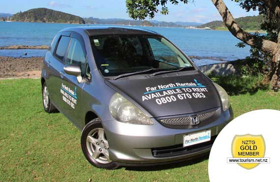 Kerikeri Car Rental Hire