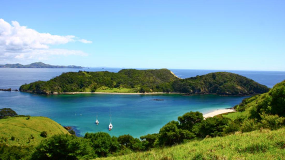 Opua Beach