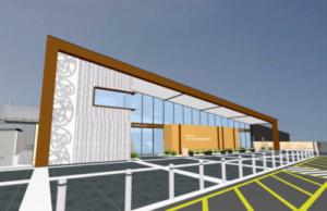 New Kerikeri Airport Terminal